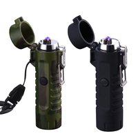 Hot selling cheap Double arc lighter christmas gifts