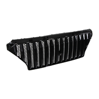 Front grill for Hyundai Santa Fe DM 2019 Mesh Front Radiator Hood Grille Tuning