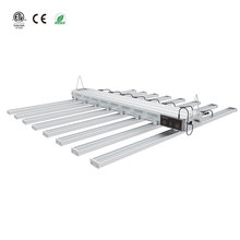 Archibald Z2 400W Quantum LED Grow Light Bar 5 Strip Dimmable Spektrum Penuh Tinggi Ppfd Samsung LM561C Chip dengan control Panel