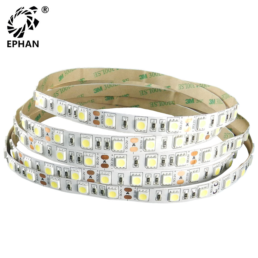 Good Quality SMD5050 60 Leds  LED Strip Light With Factory Direct Selling Price