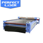 Roll Fabric Auto Feeding CNC Laser Cutting Machine Textile Cloth Laser Cutter Machine
