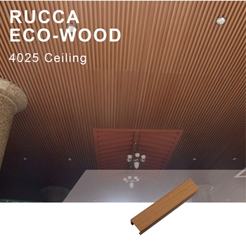 Rucca Wood Plastic Composite Pvc