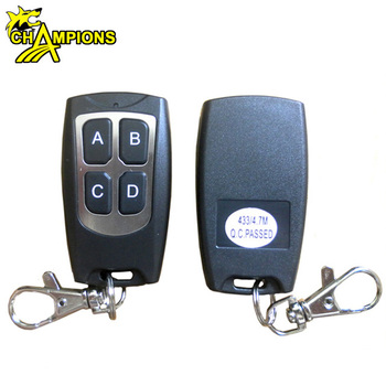 434,42MHz wireless rf remote control copy code AG061