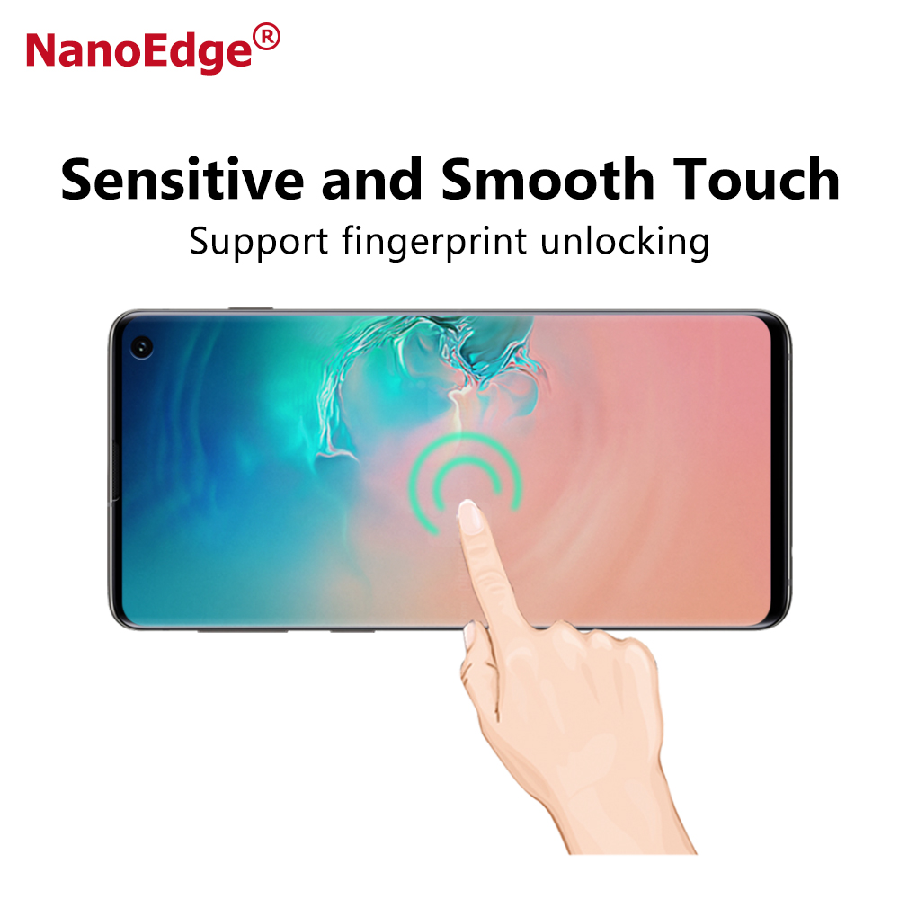 11 Years Direct Factory S10 Series Full Screen Cover Privacy Filter For Samsung Galaxy S10 Privacy Screen Film