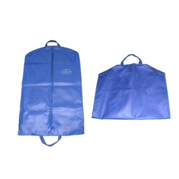 Polyester Foldable Breathable Custom Suit Cover Garment Bag