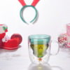 250ml glass cup