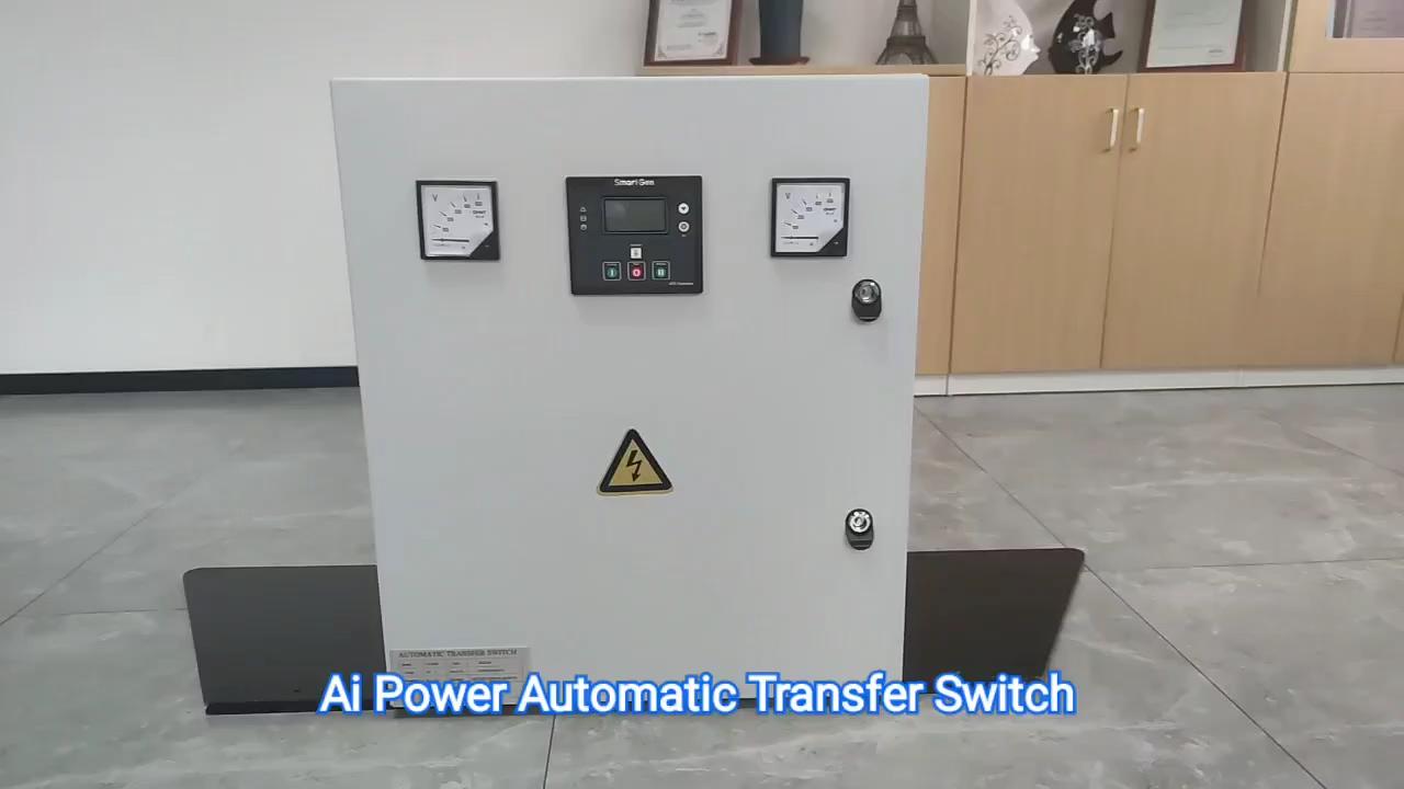 Generator Auto Start Kotak Kontrol Gsm Generator Controller