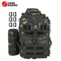 Travelling Hiking Camping Tactical Military Chest Sling Bag Shoulder Backpack