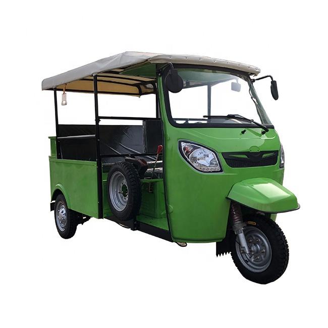 Elektrische auto-rikscha dreirad keke typ passagier dreirad