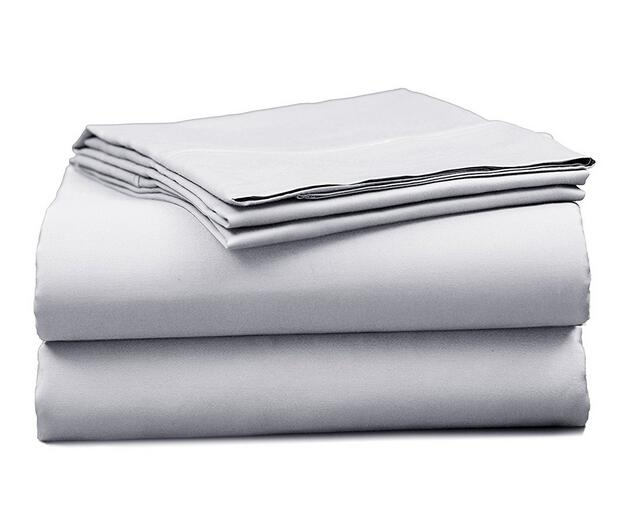 White cotton 200TC 300TC 400TC 500TC 600TC hotel quality bed <strong>sheet</strong> flat <strong>sheet</strong> fitted <strong>sheet</strong> from direct factory