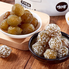 Hot Sale Healthy Snacks Sweet Taste Whole Population Adaptation Salty Dried Plum Snack