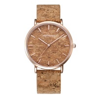 shifenmei S5597 minimalist alloy oem watch lady man leather custom minimalist watch