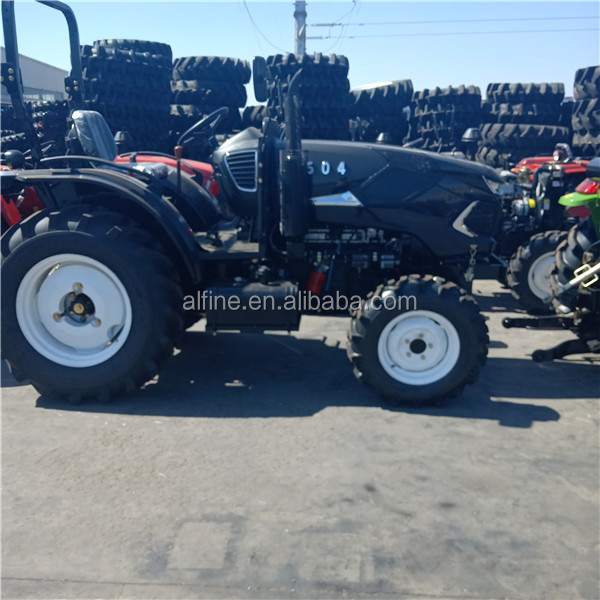 Hot sale best quality tractor 50hp with 4 wheel drive