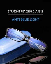 Анти-синий светильник, складные очки для чтения, для мужчин и женщин, компьютерные Магнитные очки для женщин + 1,0 + 1,5 + 2,0 + 2,5 + 3,0 + 3,5 + 4,0, коробка ...(Китай)