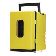 12V 10L автомобиля Применение холодильники крайне низкий уровень шума низкая Шум автомобильный мини-холодильник морозильная камера охлажден...(Китай)
