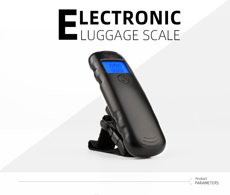 Portable Digital Electronic 40KG Hanging Luggage Scale for Travel