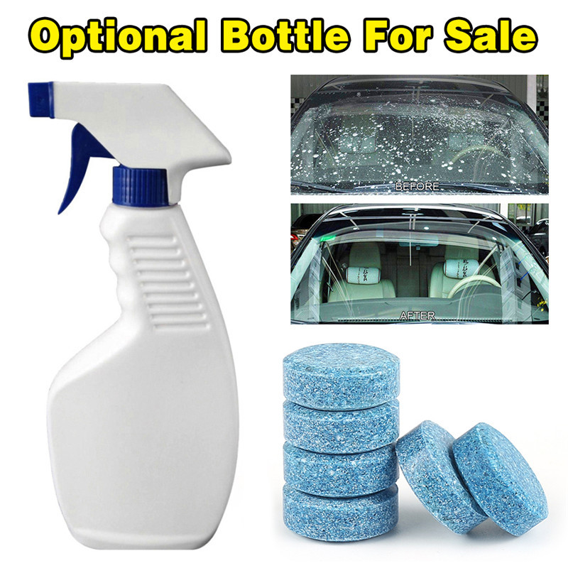 QY Auto glass cleaner car windshield cleaner auto parts car solid wiper fine wiper Car accessories