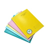 Office & School Supplies High Quality Educational Workbooks Project Exercise Books