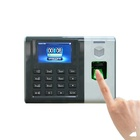 (GT100) Biometric Fingerprint Time Clock Recorder Time Attendance Machine
