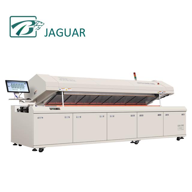 Jaguar Lead Free Reflow Oven M8 For Led Production Line - Buy Led Bulb  Making Machine,Led Assembly Machine,Reflow Oven Product on Alibaba.com