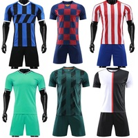 Sublimation Real Man Thailand Quality Soccer Jersey De Futebol Brazil Football Jersey