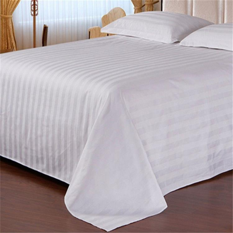 Woven fabric Rolls White Cotton Percale Fabric for Bedding set
