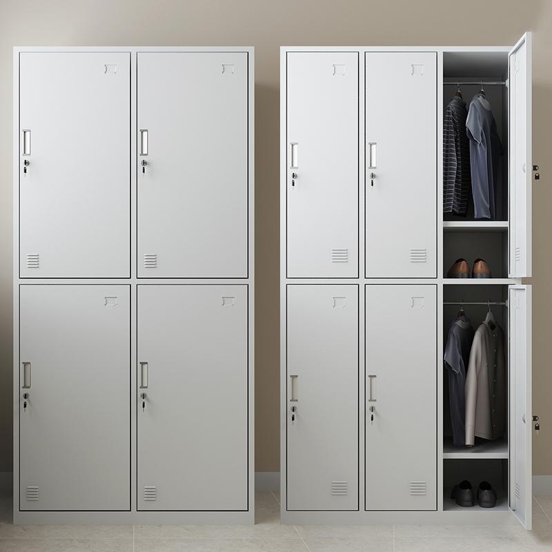 Ufficio di alta Qualità sacchetto di Immagazzinaggio di Scuola 6 Sei Porte Armadio In Metallo Multi-Purpose Multi-Porta Dell'armadio