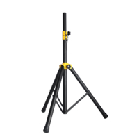Accuracy Pro Audio SPS003SL-MX Professional Amazon Hot Sale Heavy Duty Adjustable Height Tripod Metal Speaker Stand