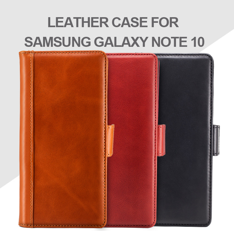 2019 trending products mobile accessories shockproof phone case wallet mobilephone phone case for Samsung Galaxy Note 10