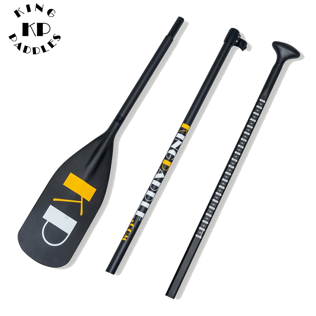 Kingpaddle 3 Stück Carbon Fiber Reise Stand up PADDLE