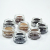 Best selling waterproof eyebrow power 8 colors private label eyebrow pomade