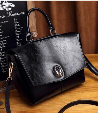 Сумка из натуральной коровьей кожи, женская зимняя кожаная сумка, большая женская сумка на плечо, ручные сумки для женщин, женская сумка K25(Китай)