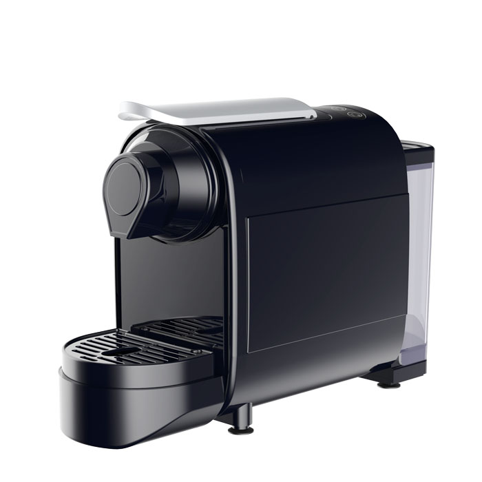 2019 hot sale Water shortage alarm Touch the button electric autotatic capsule <strong>coffee</strong> <strong>machine</strong> brands <strong>nespresso</strong> compatible
