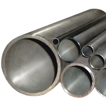China supplier carbon pipes steel
