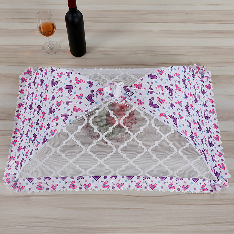 Groothandel Hot Selling Mesh Tafel Voedsel Cover Tent
