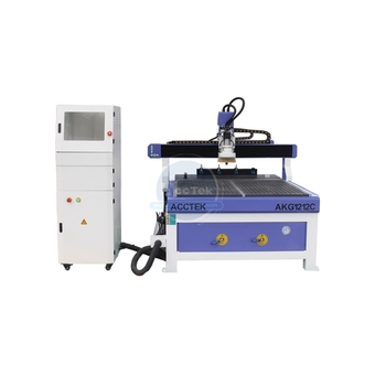 China Jinan AccTek affordable price atc cnc 3d working router machinery 1212
