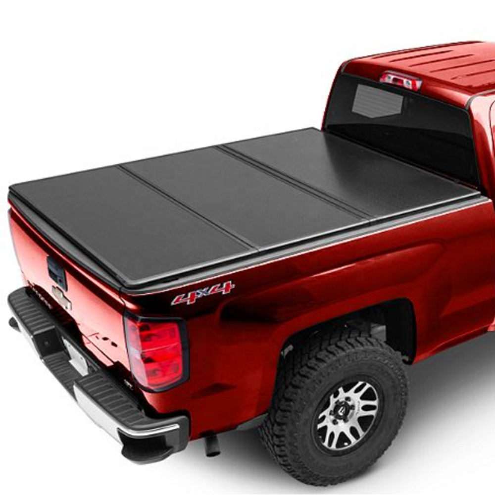 Kscpro High Quality Aluminum Hard Tri Fold Tonneau Cover Folding Truck Bed Cover For Dodge Ram 1500 2500 3500 Buy Tonneau Cover Hard Folding Tonneau Cover Tonneau Cover For Ram Product On Alibaba Com