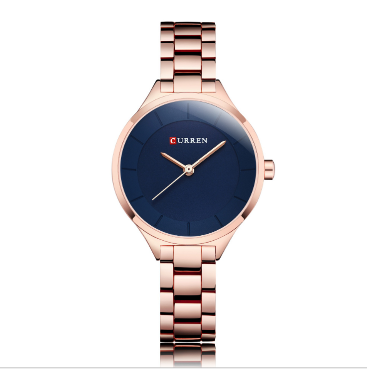 CURREN Fashion Top Brand <strong>Watches</strong> <strong>for</strong> <strong>Women</strong> Stainless Steel Strap Quartz <strong>Wrist</strong> <strong>Watch</strong> <strong>Women</strong> Gift <strong>Watch</strong>