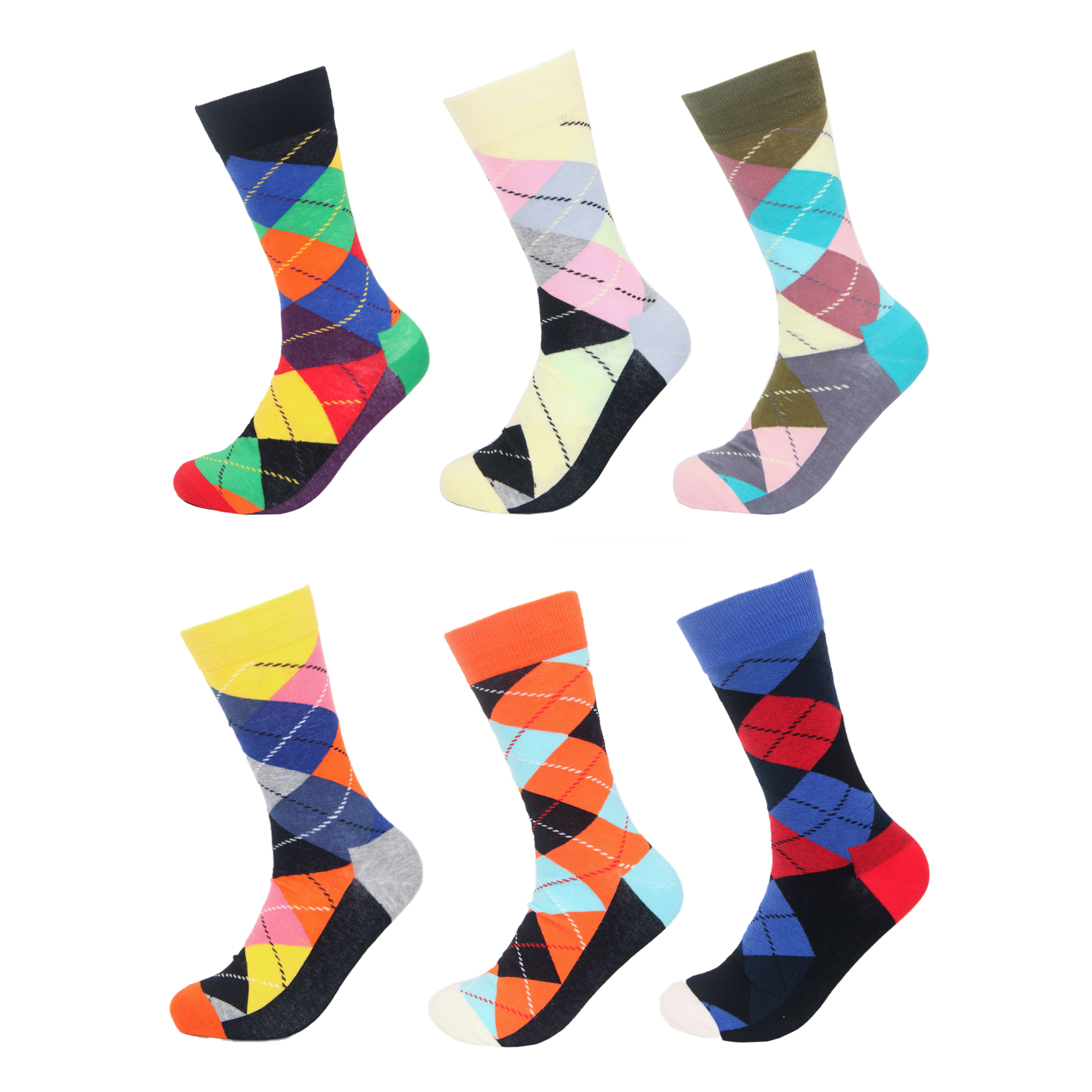 Individuelles Logo Sport Hohe Qualität Mode 100% Organische Baumwolle Socken Männer