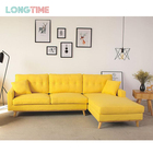 Furniture No Modern Home Furniture Fabric Sofa Nordic Living Room Luxury Leather Sofa