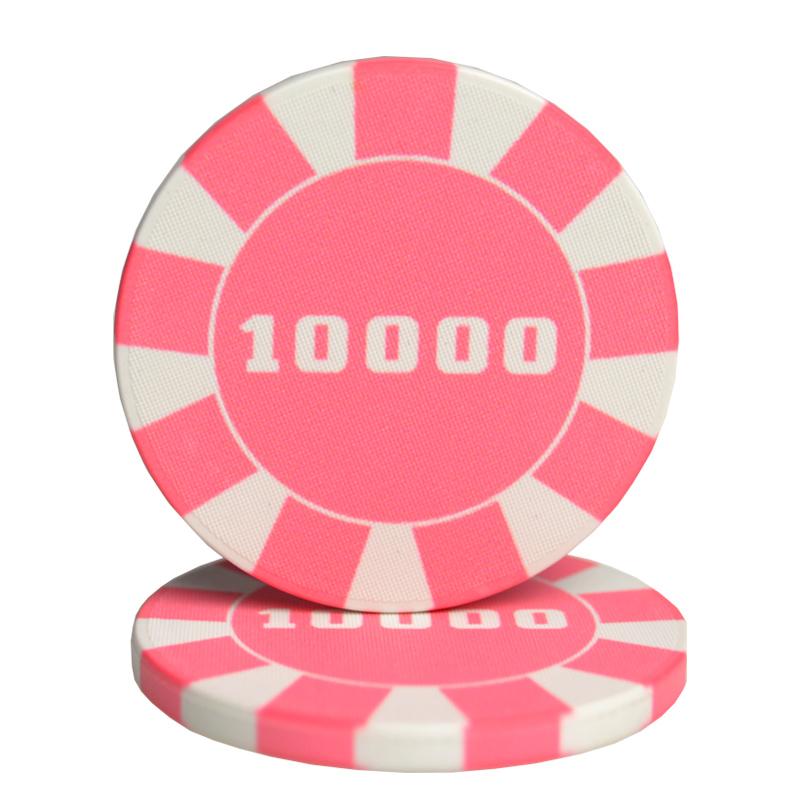 12 constellation poker chips factory high quality denomination no value cheap paulon casino jetton custom ceramic poker chips