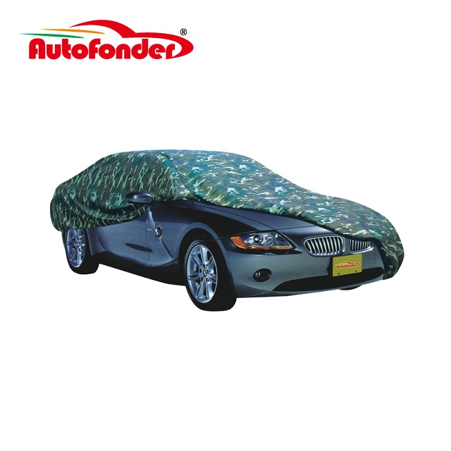 customized waterproof car cover/tyvek car cover/nylon car cover