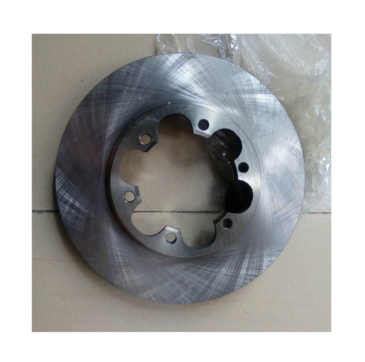 Auto-onderdelen 43512-26190 Brake System Rotor Disc voor HIACE/COMMUTER V