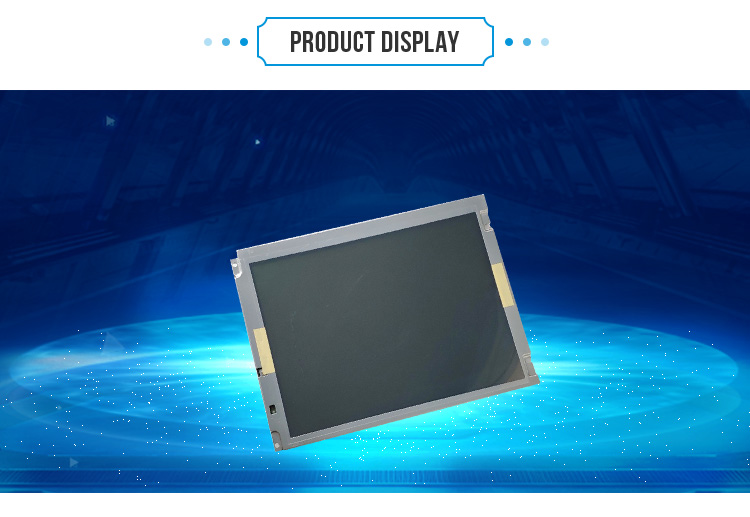 10.4'' 640*480 CCFL Backlight TFT-LCD Panel NL6448BC33-70D