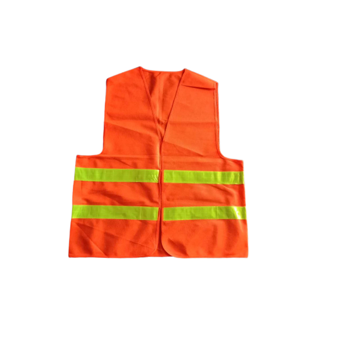 High quality customizable Reflective <strong>Orange</strong> safety traffic <strong>vest</strong>