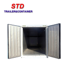 China manufacturer 40 foot ultra refrigerated container for sale