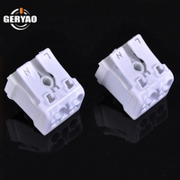 Factory Price 2 pole quick wiring connector terminal block for LED light