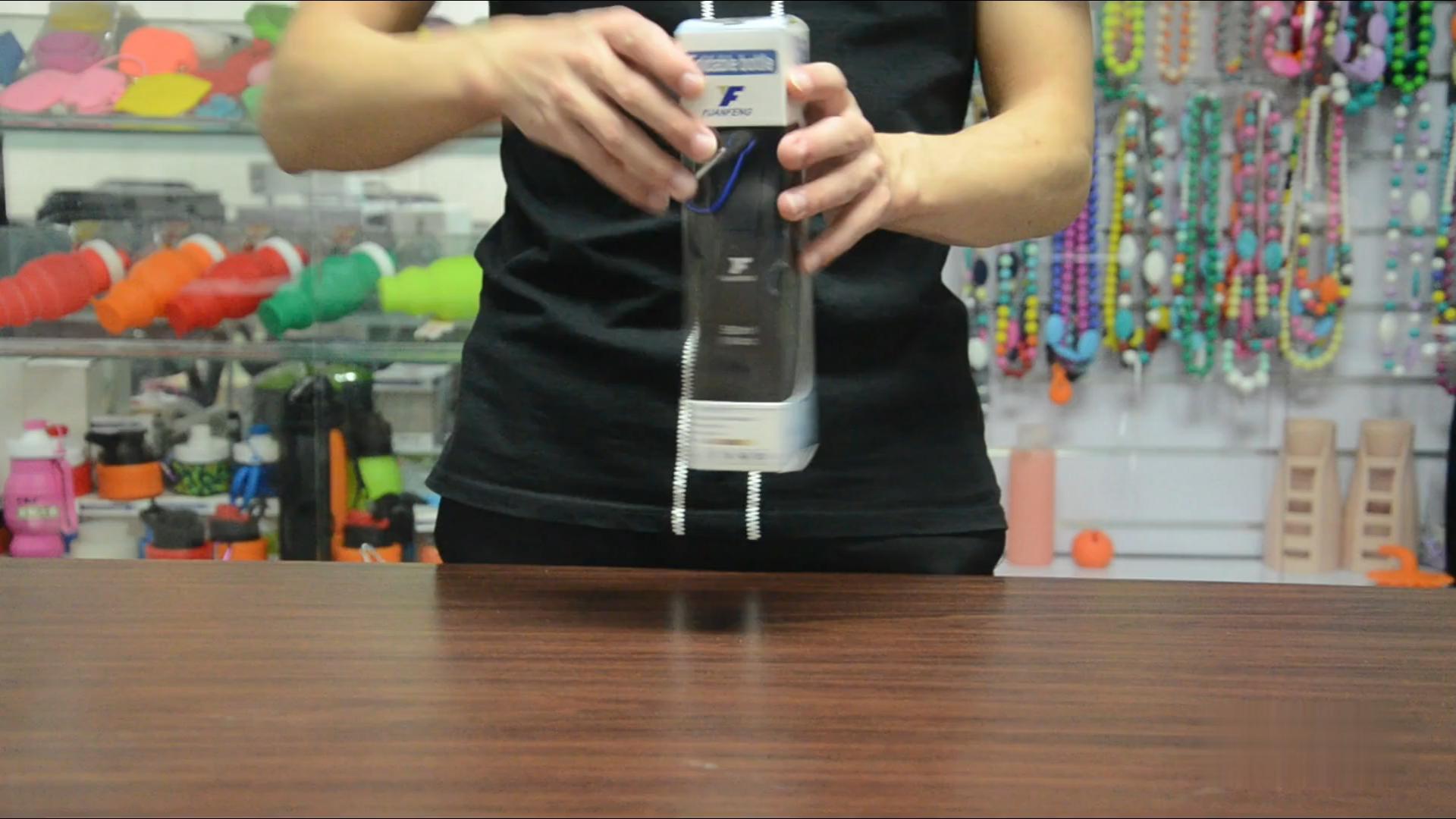 2020 Produk Baru Dilipat Outdoor Air Botol