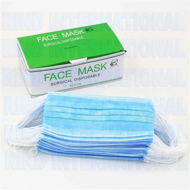 face mask surgical disposeable