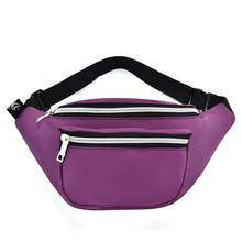 HEFLASHOR поясная сумка для женщин, водонепроницаемые поясные сумки, дамская модная сумка-бум, спортивные дорожные нагрудные сумки, унисекс, поя...(Китай)